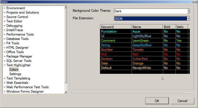 TextHighlighterExtension2015 - Visual Studio Marketplace